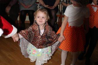 Ilūkstes Bērnu un jauniešu centrā notika Masku balle