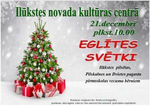 Eglītes svētki  Ilūkstes pilsētas un Pilskalnes pagasta pirmsskolas vecuma bērniem