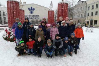 """Ar """"Latvijas skolas somu"""" – uz Daugavpils teātra deju izrādi"""