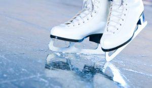 Sporta centrā slidotavas apmeklējumam izsniedz slidas