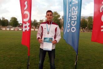 Ilūkstes novada Sporta skolas audzēkņi gūst godalgotas vietas Daugavpils pilsētas atklātajā čempionātā