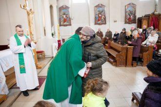 Kalpošanu Ilūkstes katoļu draudzē sācis priesteris Ingmārs Zvirgzdiņš
