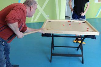 Noskaidroti novusa un galda tenisa sacensību uzvarētāji Ilūkstes novadā