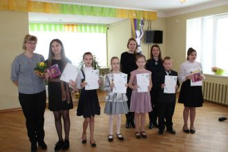 Noslēgusies Ilūkstes novada skolēnu skatuves runas konkursa pirmā kārta