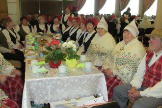 Novada seniori atskatās uz paveikto