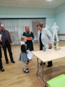 Skatuves runas konkursa uzvarētāji gūst augstāko vērtējumu konkursā Jēkabpilī