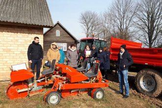 Ilūkstes novadā notika divu dienu mācības mazajiem lauku uzņēmējiem