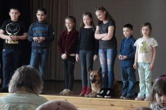 Subates kultūras namā norisinājās Dzīvnieku un viņu draugu diena