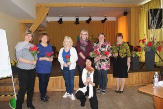 Novada skolēni piedalījās Latvijas skolu teātru turnīrā