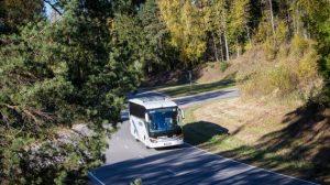 Valsts svētku laikā gaidāmas izmaiņas ap 500 reģionālo autobusu maršrutu