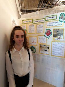 Ilūkstes 1. vidusskolas skolēni piedalās  zinātniski pētniecisko darbu konferencēs