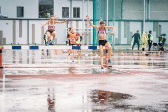 Ilūkstes novada vieglatlēti, startējot Latvijas čempionātā U20 un U18 grupās, izcīna 5 medaļas