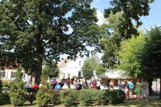 Krāšņi un neaizmirstami nosvinēti Ilūkstes novada svētki (video)