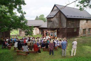 """Bebrenē viesojās Rīgas kultūras centra """"Iļģuciems"""" teātra studija """"Rampa"""""""