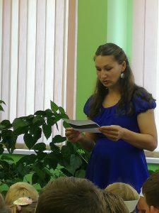 """Subatē notika literāra pēcpusdiena """"Ineses Zanderes dzejas pasaulē"""""""