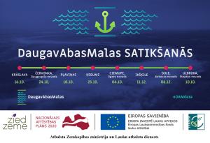 Aicina daugaviešus uz kopīgām konferencēm par Latvijas lielākās upes baseina attīstību