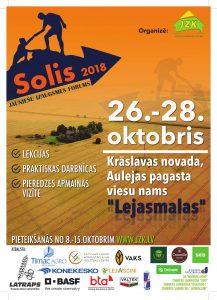 No 8.oktobra var pieteikties trīs dienu jauniešu forumam Latgalē!