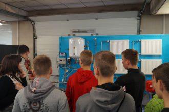Skolēni apmeklēja daudzveidīgus Karjeras nedēļas pasākumus Daugavpilī