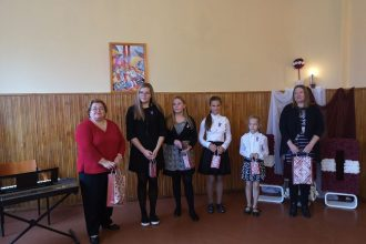 Latvijas simtgadi sagaida arī Raudas internātpamatskolā