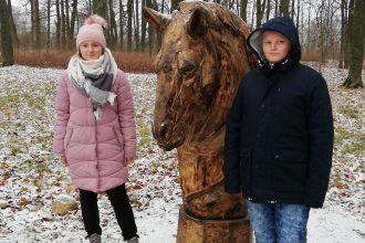 Raiņa vidusskolas audzēkņi piedalījās jaunrades darbu konkursā