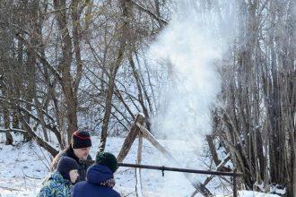 Baudīt ziemu aicina Bebrenes pagasts