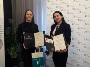 Par Konkurences padomes izsludinātā eseju konkursa 1. vietas ieguvēju kļūst Ilūkstes Sadraudzības vidusskolas skolniece Anastasija Mašņuka