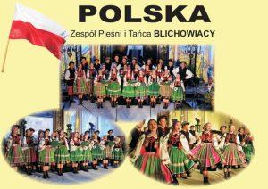 """Polijas dejas un dziesmas + Jēkabpils """"Kreicburgas ziķeri'"""