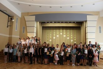 Priekā un lepnumā par novada skolēnu un pedagogu sasniegumiem šajā mācību gadā