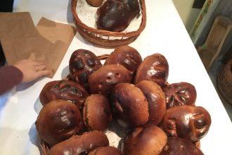Ilūkstes Raiņa vidusskolas 12.b klase – Aglonas maizes muzejā