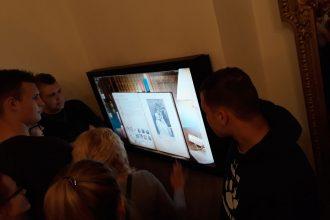 """11.c un 12.c mācību ekskursija uz Daugavpili """" Latvijas skolas somas"""" projekta ietvaros"""