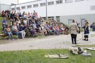 Kretingā norisinājās vasaras nometne ģimenēm