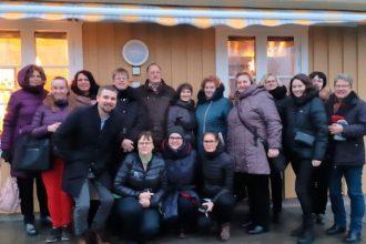 Mācību vizīte Zviedrijā sociālajiem darbiniekiem