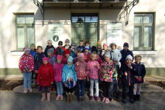 """Ar """"Latvijas skolas somu"""" – uz Daugavpils Novadpētniecības un mākslas muzeju un Naujenes Novadpētniecības muzeju"""