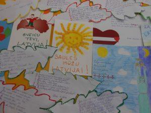 2017. gada noslēguma pasākumu kaleidoskops Eglaines pamatskolā