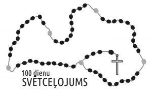 """Romas katoļu baznīca aicina piedalīties akcijā """"Simtgades svētceļojums. 100 dienas lūgšanā par Latviju"""""""