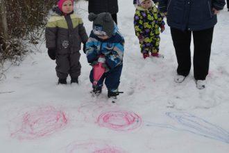 """""""Zvaniņā"""" svin Pasaules Sniega dienu"""