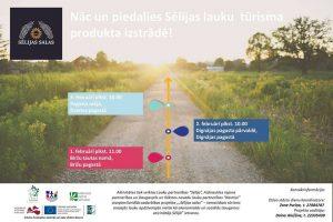 Jau 3. februārī Dvietē aicinām uz tikšanos par tūrisma attīstības iespējām Sēlijā