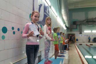 Ilūkstes novada Sporta skolas peldētāji veiksmīgi piedalās sacensībās