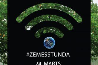 Pasaules Dabas fonds 24. martā  aicina svinēt Zemes stundu