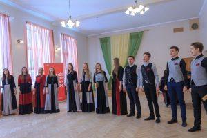 Ilūkstē izskanēja vokālo ansambļu konkursa II kārta ceļā uz XXVI Dziesmu un XVI Deju svētkiem