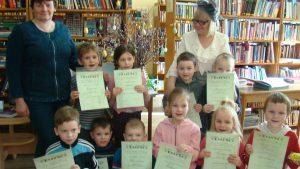 """Bebrenes pagasta bibliotēkā aizvadīts """"Bērnu žūrijas 2017"""" noslēguma pasākums"""