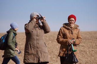 Dvietes palienē notika putnu vērošanas ekskursija