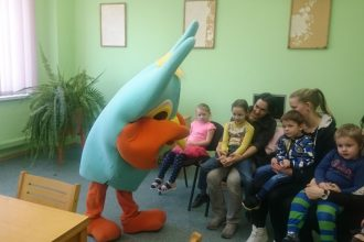 """Subates pilsētas bibliotēkā notika """"Grāmatu starta"""" pirmā nodarbība"""