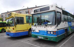 Gaidāmas izmaiņas astoņos Daugavpils autobusu parka maršrutos
