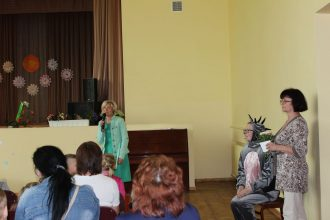 Eglainē notika 11. Ilūkstes novada Lielie lasīšanas svētki
