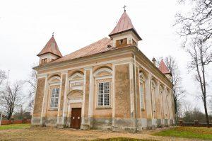 """Subates evaņģēliski luteriskā baznīca aicina uz """"Baznīcu nakts"""" pasākumu"""