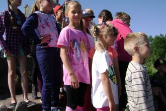 Bebrenes pagasta bibliotēkas Bērnu žūrijas eksperti devās ekskursijā