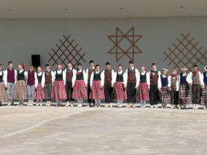"""Novada dejotājus pulcēja deju festivāls """"Mans stāsts"""""""