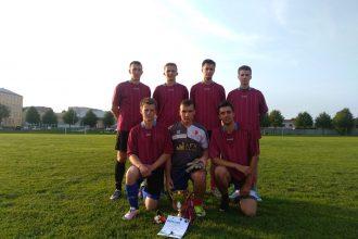 Jūlijā noslēdzās Ilūkstes novada turnīrs minifutbolā