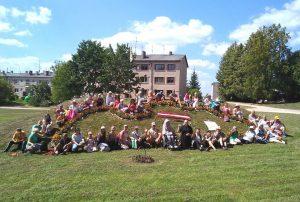 """Iespēja tikties un pievienoties Simtgades svētceļojuma """"100 dienas lūgšanā par Latviju"""" svētceļniekiem"""